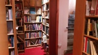 Inside Brighton Bookshop