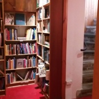 Inside Brighton Bookshop