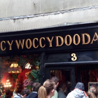 The incredible ChoccyWoccyDoodah