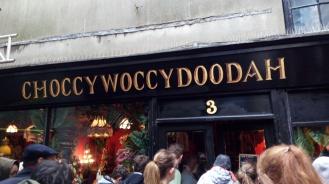 The incredible ChoccyWoccyDoodah